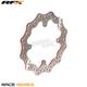 Orange Rear RFX Rotor - 1711-1388