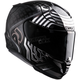 Semi-Flat Black/Chrome RPHA-11 Pro Star War Series Kylo Ren MC-5SF Helmet
