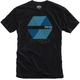 Black Polygon T-Shirt