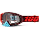 Racecraft Kikass Goggles w/Clear Anti-Fog Goggles - 50100-208-02