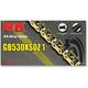Gold 530 XSOZ1 X-Ring Chain - GB530XSOZ1-150