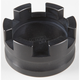 Black Oil Dipstick Cap - R-ODC-RB