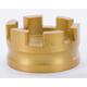 Gold Oil Dipstick Cap - R-ODC-R6