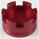 Red Oil Dipstick Cap - R-ODC-R7