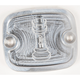 Raw Front Master Cylinder Cover - R-C122-TA