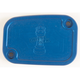Blue Front Master Cylinder Cover - R-C128-T8