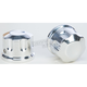Polished Axle Covers - R-TAC101-TP