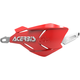 Red/White X-Factory Handguards - 2634661005