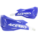 Blue/White X-Factory Handguards - 2634661006