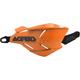 Orange/Black X-Factory Handguards - 2634661008