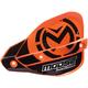 Orange Probend Handguards - 0635-1453