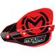Red Enduro Replacement Handguard Shield - 0635-1469