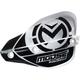 White Enduro Replacement Handguard Shield - 0635-1470