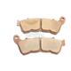 Front Premium Sintered Metal Brake Pads OEM #41300004 - 1721-2457