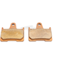 Rear Premium Sintered Metal Brake Pads OEM #41300053 - 1721-2458
