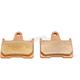 Rear Premium Sintered Metal Brake Pads - 1721-2458