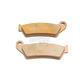 Front Premium Sintered Metal Brake Pads OE #41300169 - 1721-2459