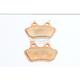 Front/Rear Premium Sintered Metal Brake Pads - 1721-2482