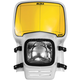 White Elba II Headlight - 2633050002