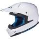 White FG-MX Helmet