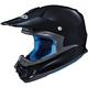 Black FG-MX Helmet
