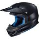 Matte  Black FG-MX Helmet