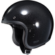 Metal Flake Black IS-5 Helmet