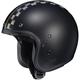 Semi-Flat Black IS-5 Burnout MC-5SF Helmet