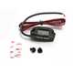 Black TTO Digital Voltage Meter - 742-V00-BL