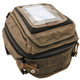 Dark Oak Waxed Canvas Tank/Tail Bag - B15-1010D