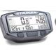 Black Striker Speedometer/Voltmeter Digital Gauge - 712-601