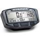 Black Striker Speedometer/Voltmeter Digital Gauge - 712-2012