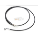 Black Pearl XR Stainless Hydraulic Clutch Line - SBC0105-78