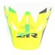 Hi-Viz Yellow Rise Visor Kit - 0132-1083
