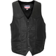 USA Made Premium Leather Vest