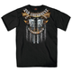 Black Crossed Pistols T-Shirt