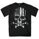 Black Flag Skull T-Shirt
