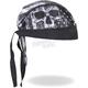Skull Flag Headwrap - HWH1090