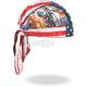 Uncle Sam Headwrap - HWH1091