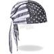Gray Flag Headwrap - HWH1092