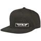 Black Street Snapback Hat - 5426 477-0030
