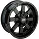 Black Front/Rear 420 X  Wheel - 0230-0841