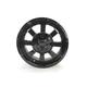 Black Front/Rear 420 X  Wheel - 0230-0842