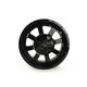 Black Front/Rear 420 X  Wheel - 0230-0844