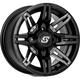 Front/Rear Rukus 14x7 12mm Stud Wheel - 570-1272