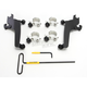 No-Tool Trigger-Lock Windshield Mount Kit for Sportshields - MEB2020