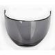 Dark Smoke Face Shield for Breaker Helmets - 03-002