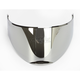 Chrome Face Shield for Breaker Helmets - 03-003