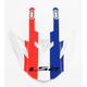 White/Blue Visor for Pioneer Quarterback Helmets - 03-152