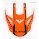 Orange Visor for Fast/Fast Mini Core Helmets - 03-156